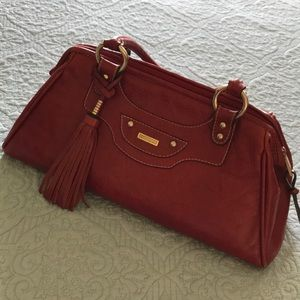 Authentic Leather hand bag
